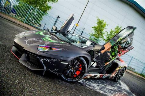 Lamborghini Bremssattel Aufkleber by Lamborghini Aventador Roadster R U K Tuning Wrap
