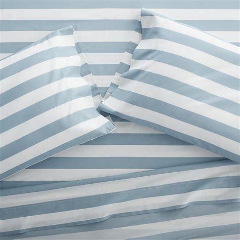 solid light blue flannel cotton sheet set