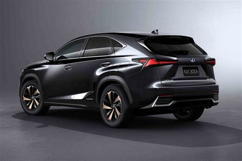 lexus black nx 2018 lexus nx gets a refresh in shanghai motor trend