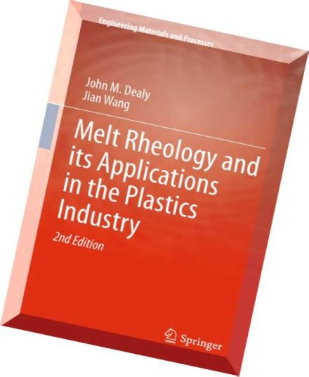 Sulfur History Technology Applications Industry 2nd Edition melt rheology and its applications in the plastics industry 2nd edition pdf magazine