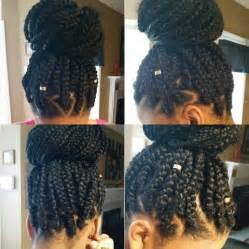 parting hair when braiding a box braids triangle parts braids pinterest follow me
