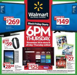 Walmart black friday 2016 ad deals amp sales