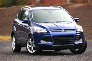 Ford Escape Titanium 2014 2014 Ford Escape Titanium 4wd Still The Class Leader