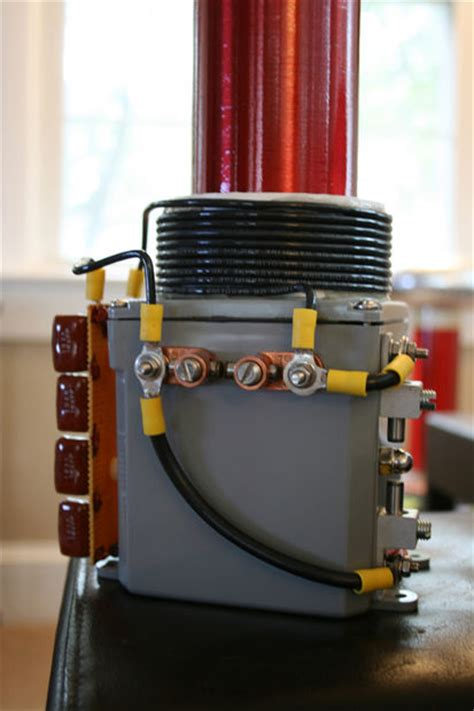 Tesla Coil Safety Jiffycoil S Tesla Coil Projects All