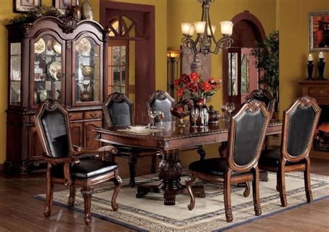 Formal Dining Room Tables formal dining room table sets home furniture design