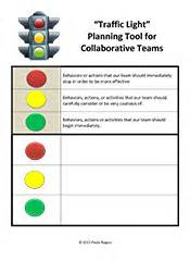 traffic light tools for great teachers