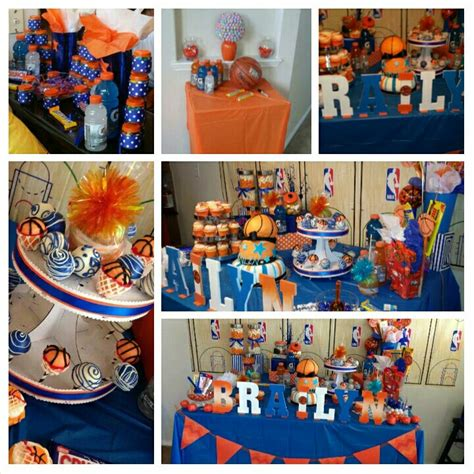 Basketball Baby Shower by Basketball Themed Baby Shower Baby Shower Ideas