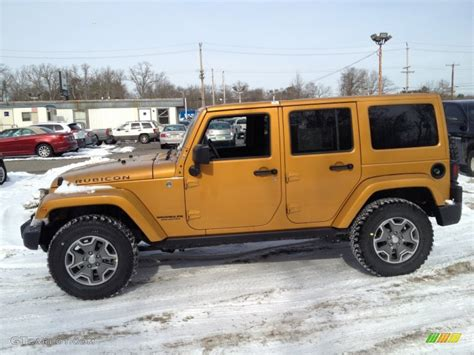 Jeep D D 2014 Jeep Wrangler Unlimited Rubicon 4x4 Exterior