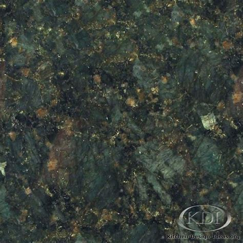 peacock green granite kitchen countertop ideas