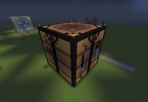crafting bench big crafting table by shacbellic on deviantart