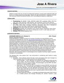 jose a rivera developer resume