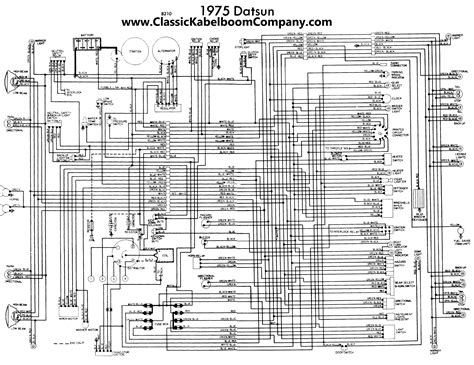1974 datsun 620 wiring diagram datsun 720 wiring diagram