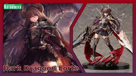 Rage Of Bahamut Dragoon Forte rage of bahamut dragoon forte 1 8 kotobukiya unboxing