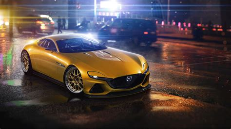 Mazda Rx Vision by Mazda Rx Vision Concept Wallpapers Hd Wallpapers Id 16392