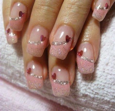 imagenes de uñas decoradas san valentin 30 preciosas u 241 as decoradas para el d 237 a de san valent 237 n