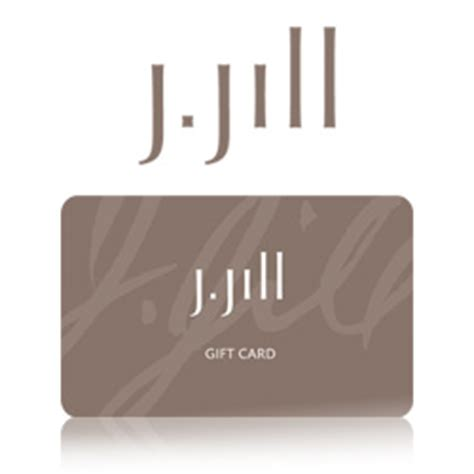 buy j jill gift cards at giftcertificates com - J Jill Gift Card