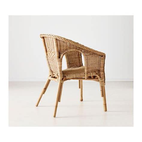 blue wicker chair ikea agen armchair rattan bamboo stackable chairs rattan
