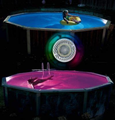 best 25 above ground pool lights ideas on pinterest