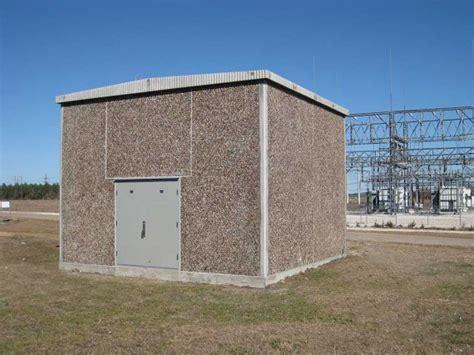 precast concrete utility shelters precast utility buildings