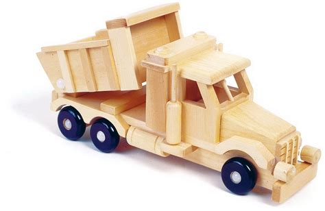 wooden toys wooden sand tipping lorry children s toys