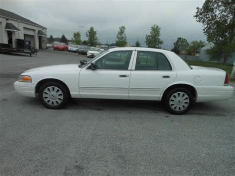 buy car manuals 2010 ford crown victoria on board diagnostic system find used 2010 ford crown victoria police interceptor unmarked 26k one of a kind in west