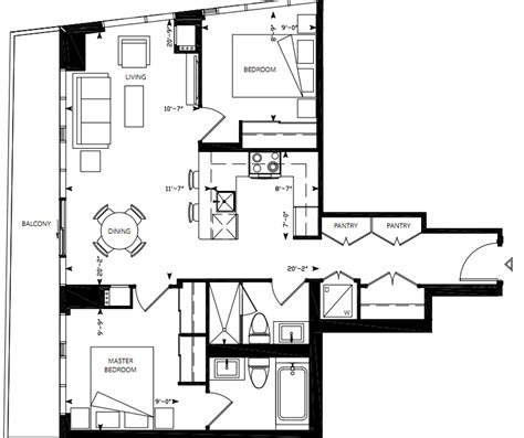 169 fort york blvd floor plans librarydistrict laurence 2bdr 826sqft library district condominiums at 170 fort york boulevard