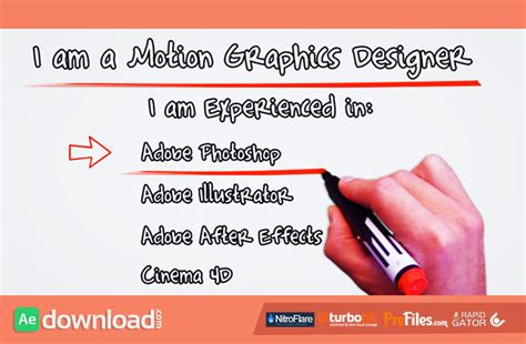 Whiteboard Animation Videohive Project Free Download Free After Effects Template Whiteboard After Effects Template