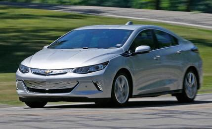 2017 Chevrolet Volt Premier by Chevrolet Volt Reviews Chevrolet Volt Price Photos And