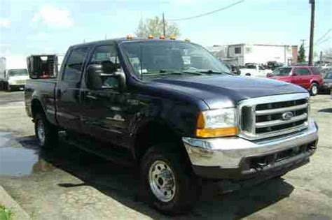 find used 2001 ford f 250 xlt crew cab v8 auto 4x4 needs work cheap no reserve in revere