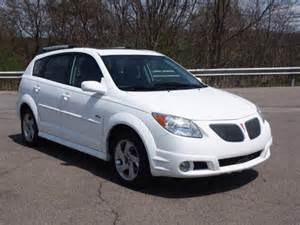 Pontiac Vibe 2007 Pontiac Vibe 1 8 2007 Technical Specifications Of Cars