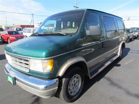 electric power steering 1995 ford econoline e150 lane departure warning ford conversion van cars for sale