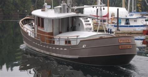 liveaboard boats for sale washington state steel trawler quot pisces quot check out article on passagemaker