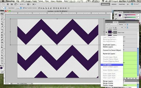 pattern photoshop chevron how to create a chevron pattern in photoshop meredith rines
