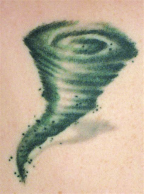 my tornado tattoo need to find another cool weather