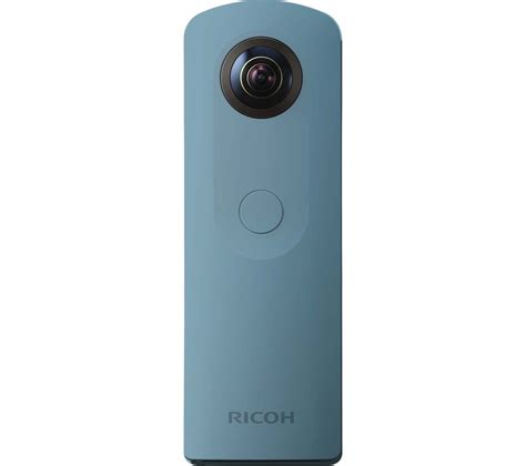 Ricoh Theta Sc ricoh theta sc camcorder blue deals pc world