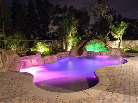 illuminazione piscine sistemi illuminazione piscine modelli di illuminazione di