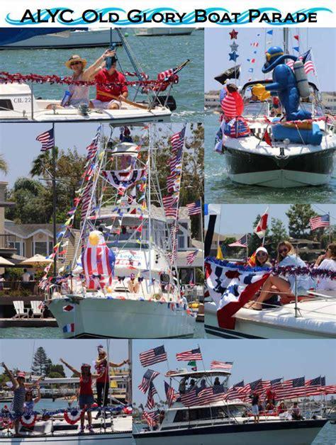 old glory boat parade the alyc american legion yacht club old glory boat parade