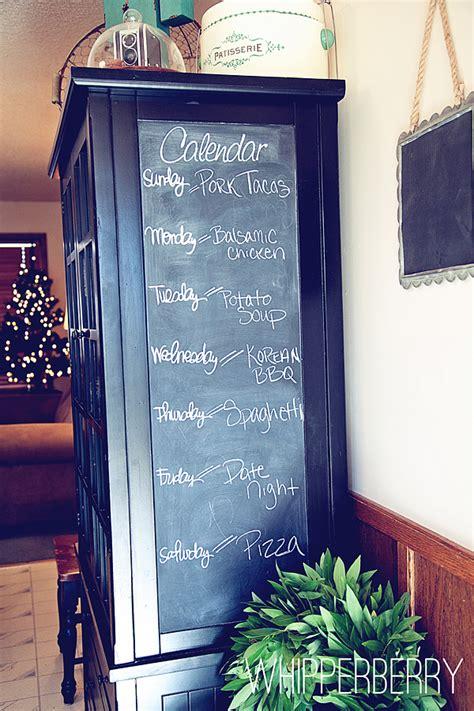 diy chalkboard menu tutorial chalkboard menu whipperberry