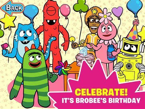 go gabba gabba yo gabba gabba birthday