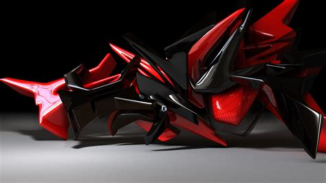 wallpaper merah hitam 3d wallpaper hitam seni digital latar belakang yang