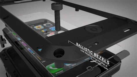 Hardcase With Gorillaglass Iphone5s Lunatik Taktik Cover lunatik iphone 6 gorilla glass cover 6 6 6s 6s