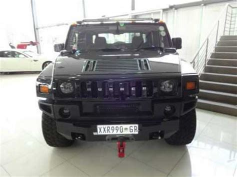 2009 hummer sut for sale 2009 hummer h2 sut 6000 charged auto for sale on