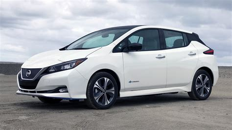 2019 Nissan Leaf by 2019 Nissan Leaf E Plus Drive Capable Competent