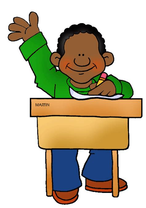 Student Desk Clipart 101 Clip Art Student Sitting At Desk Clipart