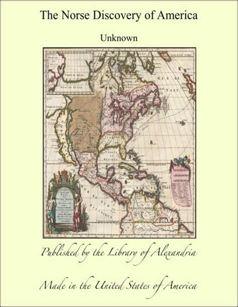 bol the norse discovery of america ebook adobe