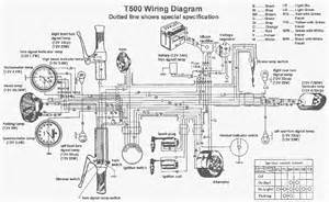 Suzuki Wiring Diagram Sundial Moto Sports View Topic 76 Gt500 Not Charging