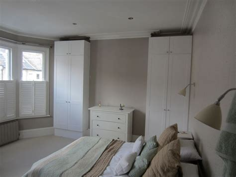 chimney breast in bedroom full height wardrobes which utilise the recesses either side of the chimney breast bedroom