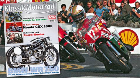 Motorrad Classic Magazin by Klassik Motorrad 3 2018 Motorrad Magazin Mo