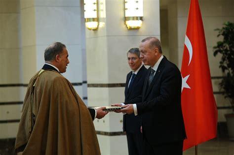 cumhurbaskani erdogan cezayir bueyuekelcisini kabul etti