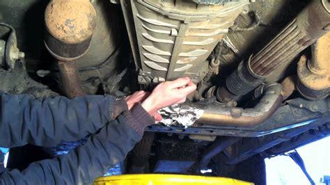 Jeep Transmission Flush How To Change Manual Transmission Fluid Jeep Wrangler